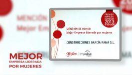 GarcíaRama - Mejor empresa liderada por mujeres